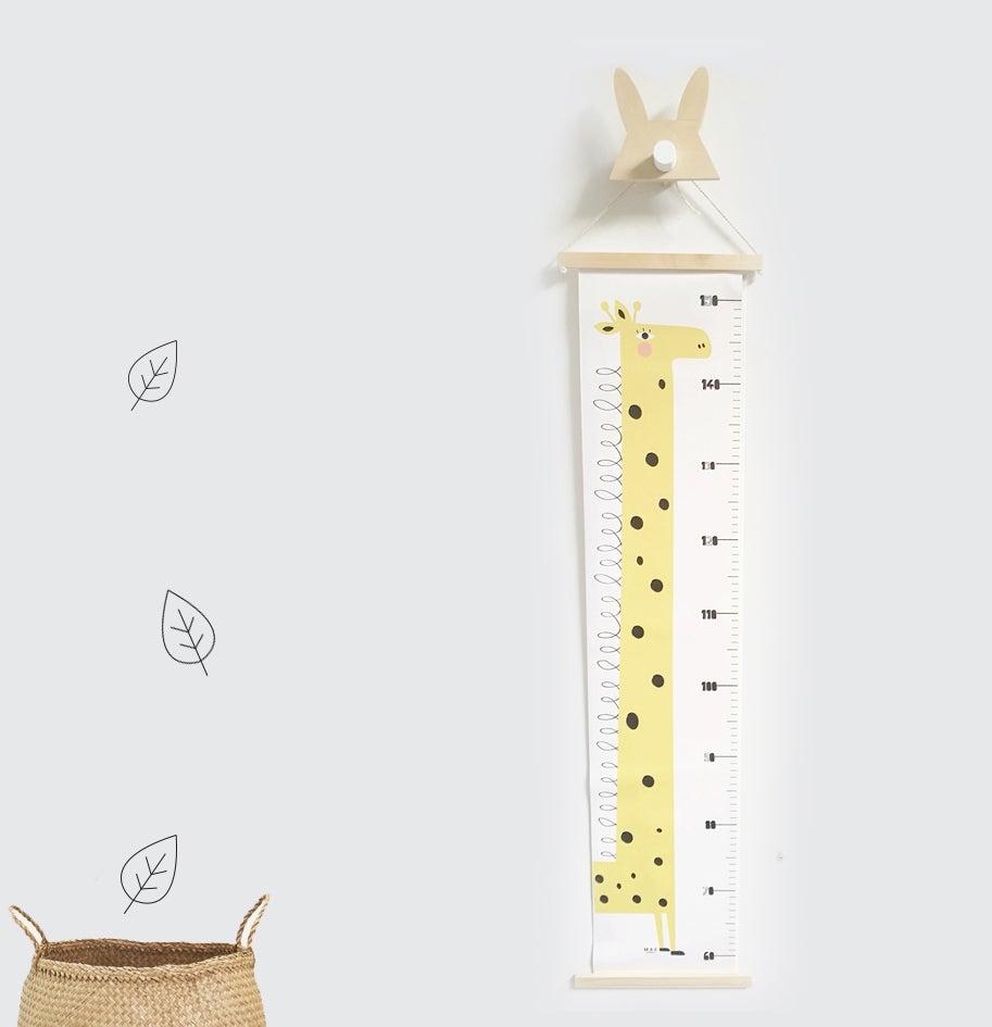 Image of Giraffe Growth Chart