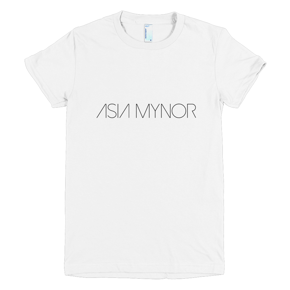 Image of ASIA MYNOR Unisex Logo T-Shirt