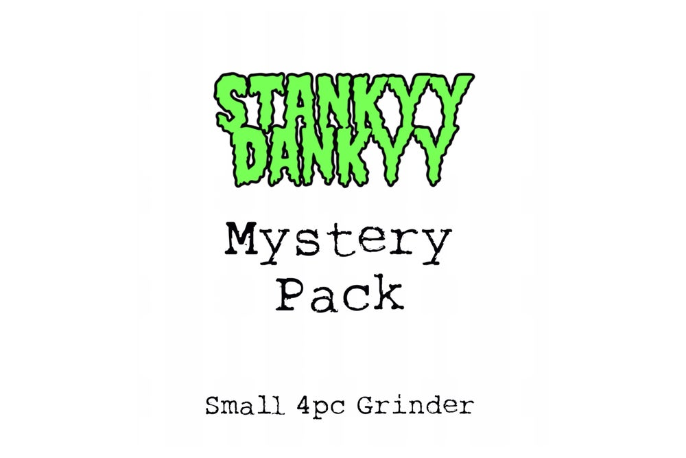 Image of Mystery Pack with Small 4pc Grinder