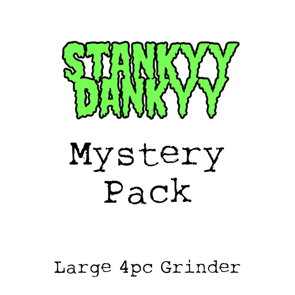 Image of Mystery Pack with Large 4pc Grinder