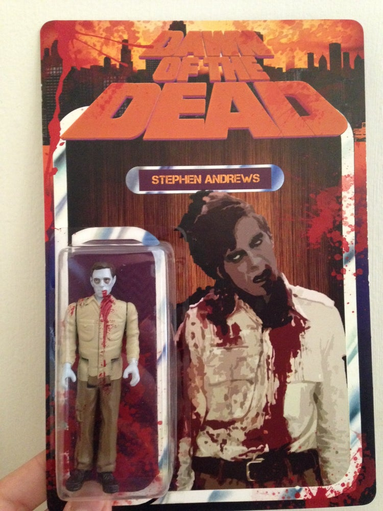 Image of Flyboy - Dawn of the Dead homage