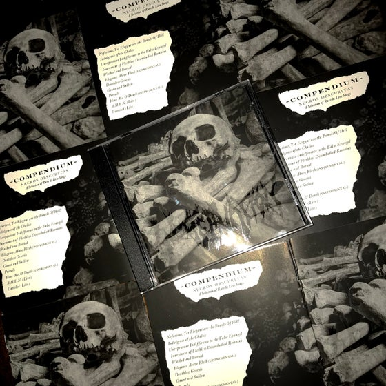 Image of NECROS OBSCURITAS - RARITIES CD