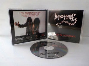 """Image of INFESTICIDE """"Skill to eviscerate"""" MCD"""