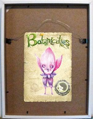 Image of BOTANICUTIES SPECIMEN NO.7- Original Art