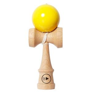 Image of Kendama - Play Pro II K - yellow