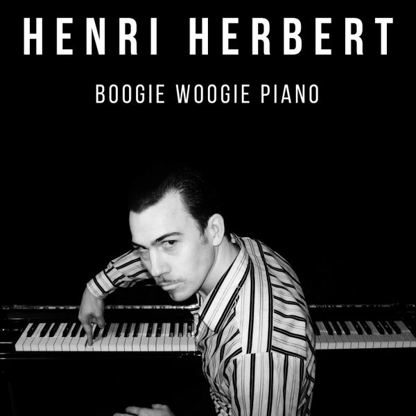 Image of PRE-ORDER Boogie Woogie Piano (CD)