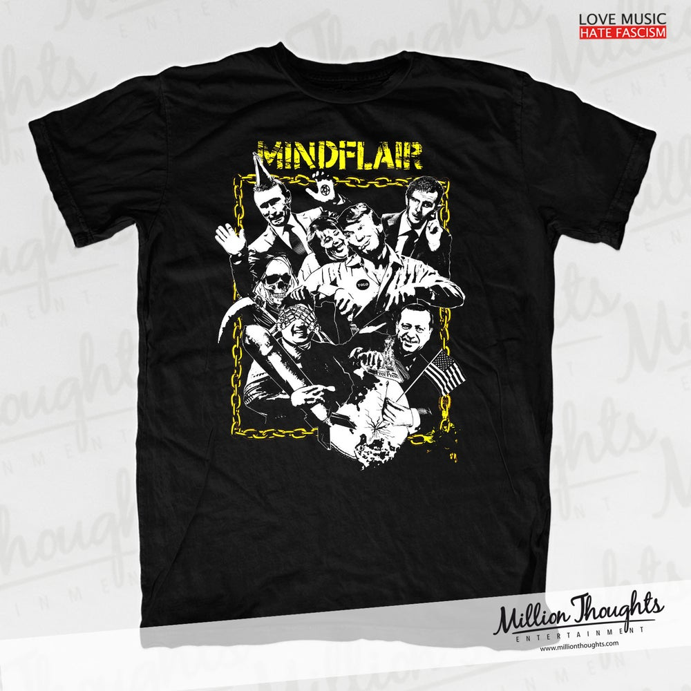 "Image of MINDFLAIR ""indifference"" Shirt"