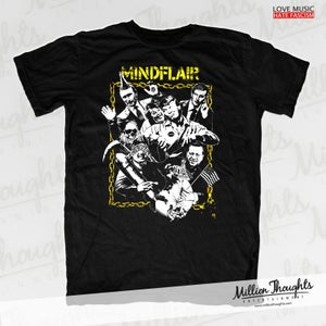 """Image of MINDFLAIR """"indifference"""" Shirt"""