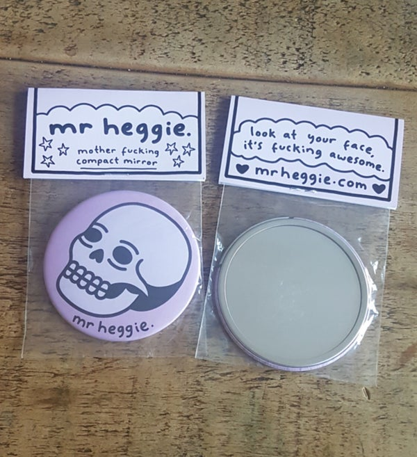 Image of The awesome pocket mirror things