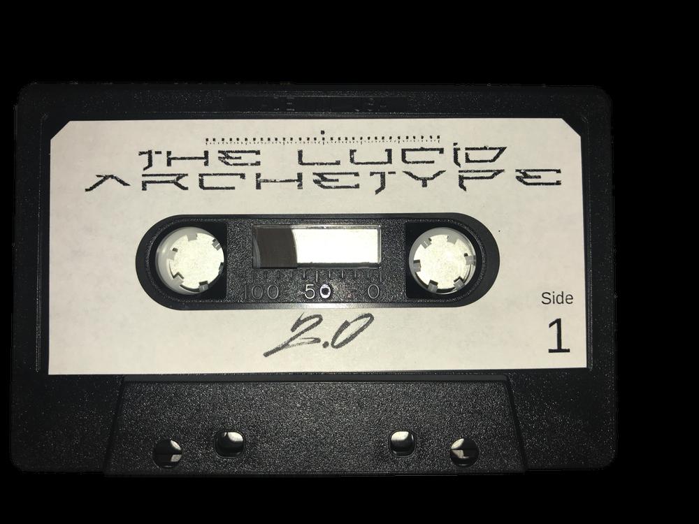 "Image of ""2.0"" Cassette"