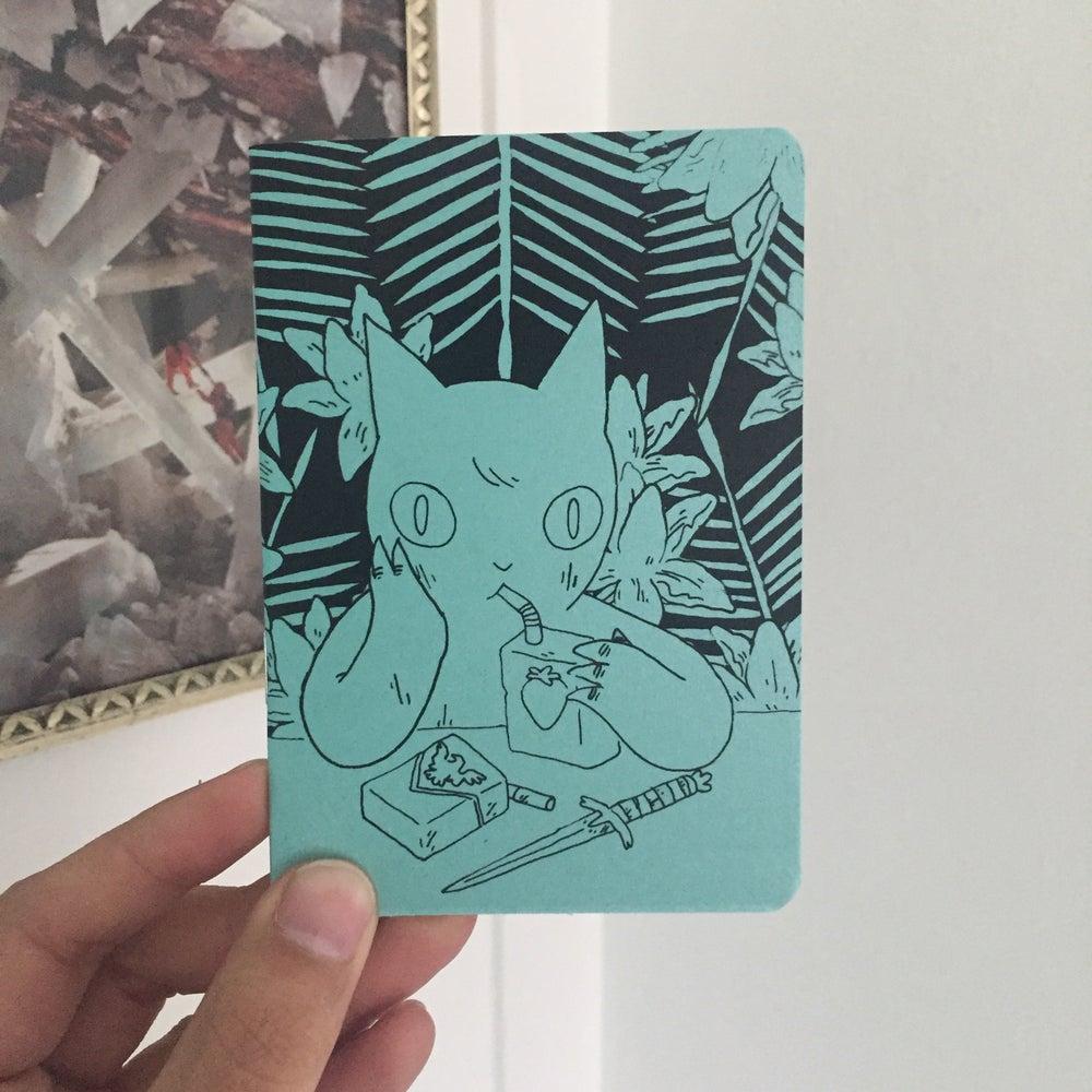 Image of Juice Box Blank Book