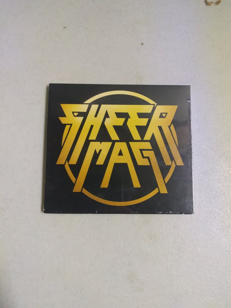Image of SHEER MAG - COMPILATION CD