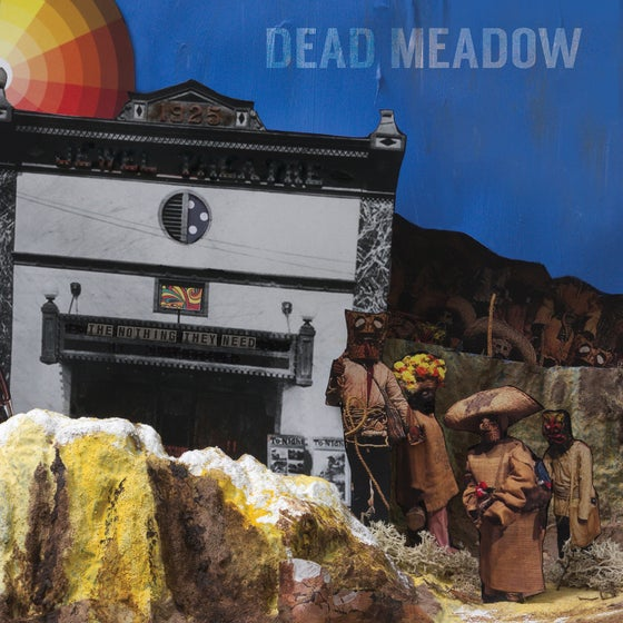 "Image of Dead Meadow - ""The Nothing They Need"" CD"