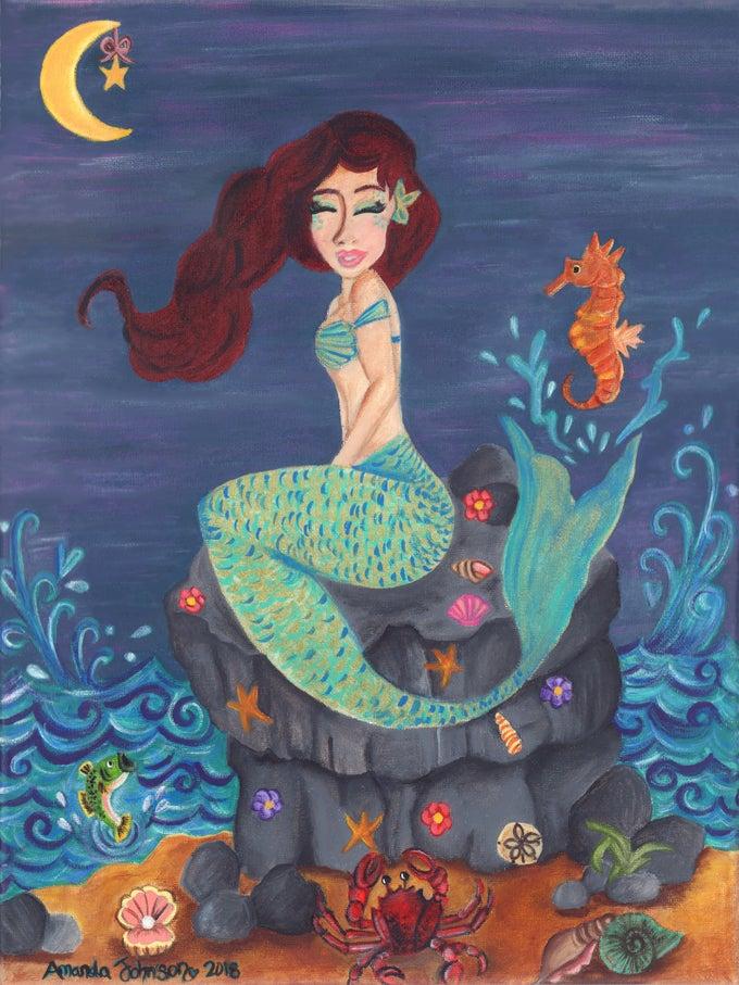 Image of Under the Merlight Sea