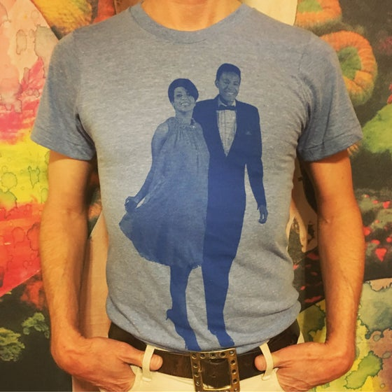 Image of Marvin & Tammi t-shirt