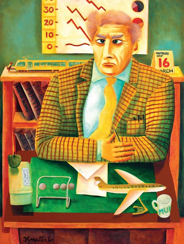 Image of GARRET FITZGERALD