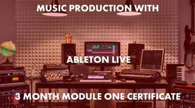 Image of Ableton Live Module One