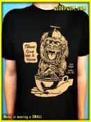 Image of Homeless monkey T-Shirt