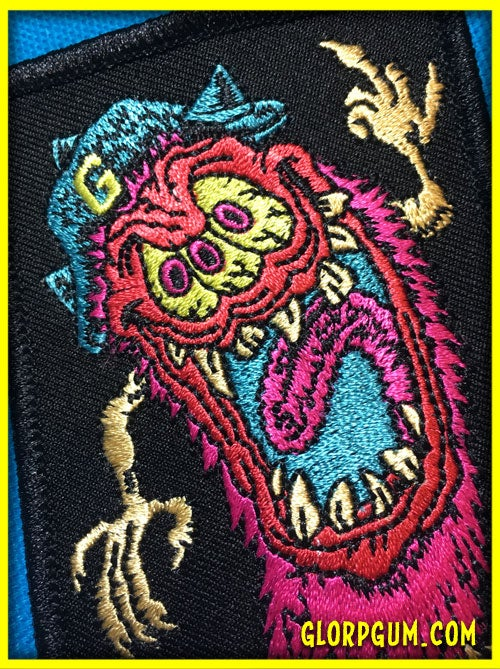 Image of Suck it patch!
