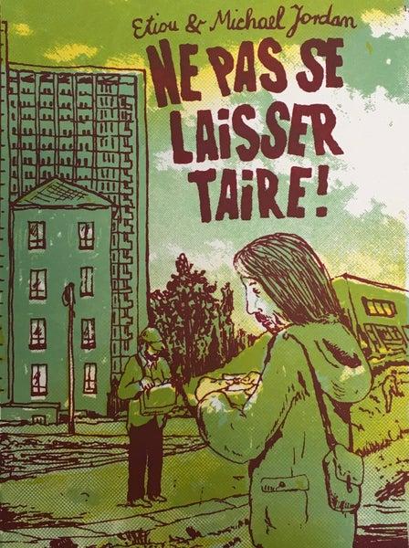 Image of Ne Pas Se Laisser Taire!