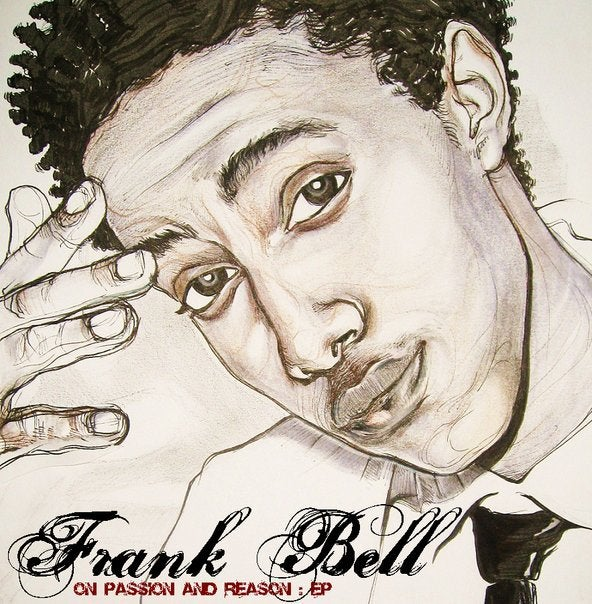 """Image of Frank Bell's """"On Passion and Reason"""" EP (Physical CD)"""
