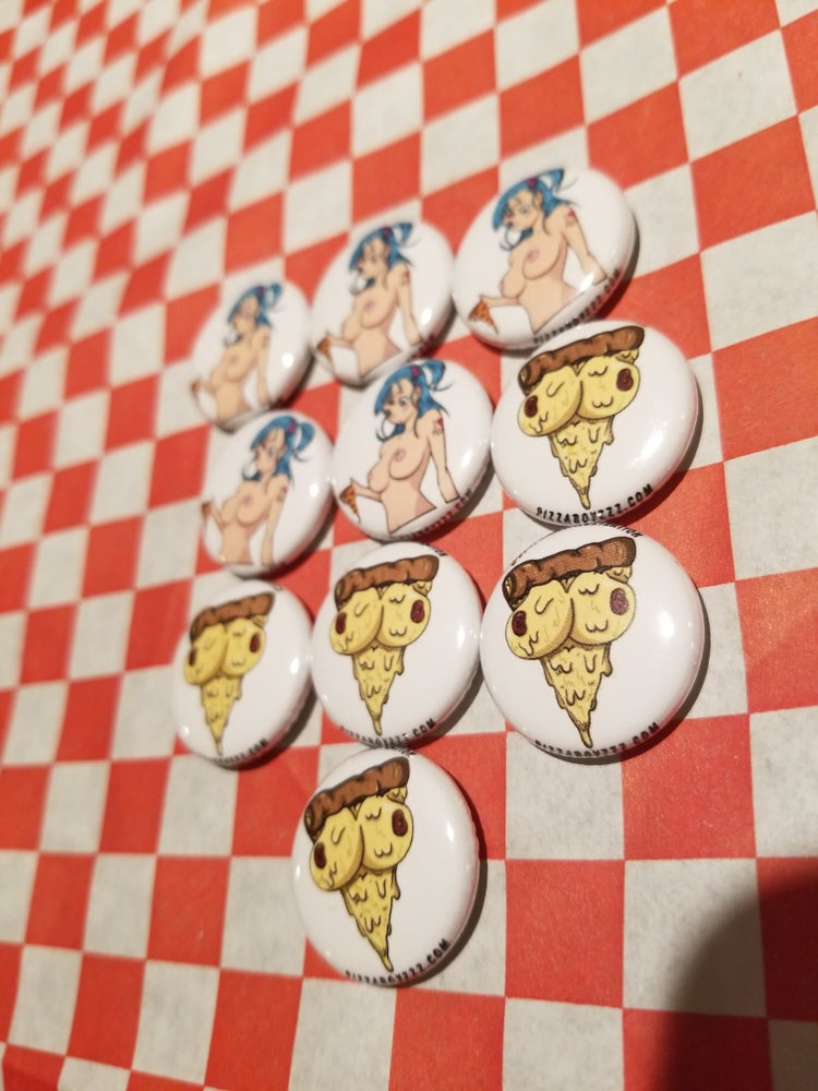 Image of TITTZA 10 PACK BUTTON SET