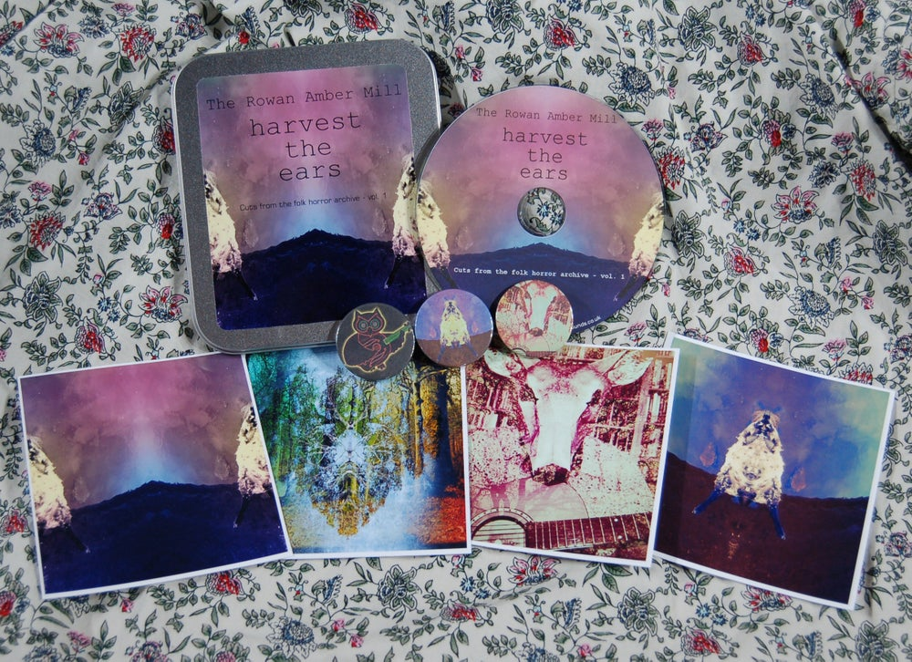 Image of Harvest the Ears - Cuts from the folk horror archive - vol. 1