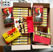 "Image of Mixtape  MAITRE MADJ  ""Hip-Hop Is Rock 'n' Roll"" CASSETTE (AUDIO TAPE)"