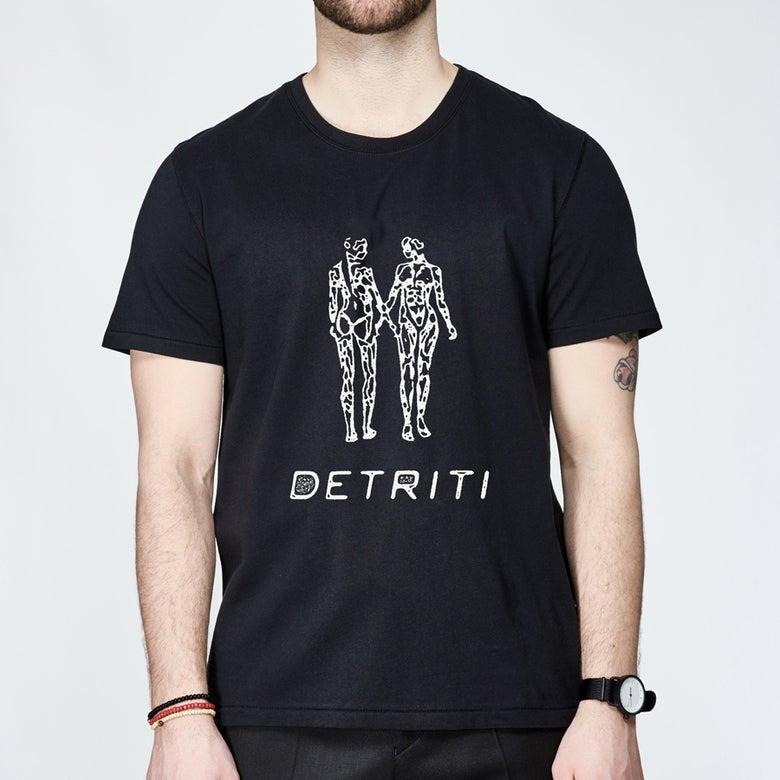 """Image of T-shirt """"Earthlings"""" Detriti"""