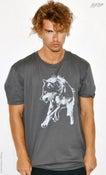 Image of Wolf t-shirt - men's
