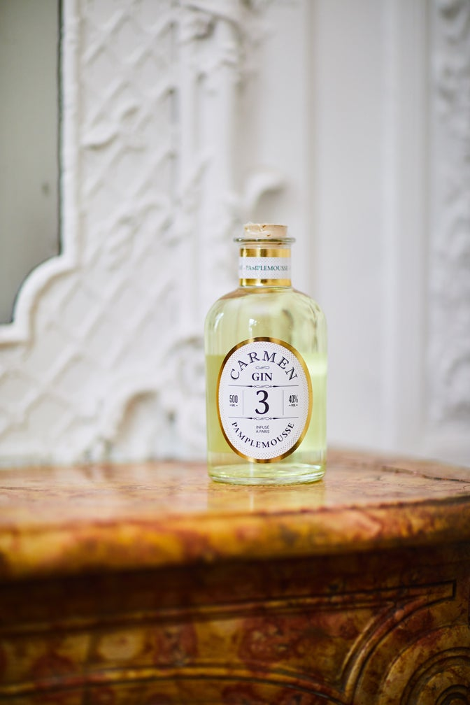 Image of Gin infusé PAMPLEMOUSSE