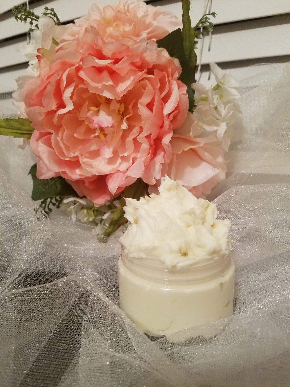 Image of Whipped By Fene' Body Butter 4oz Jasmine