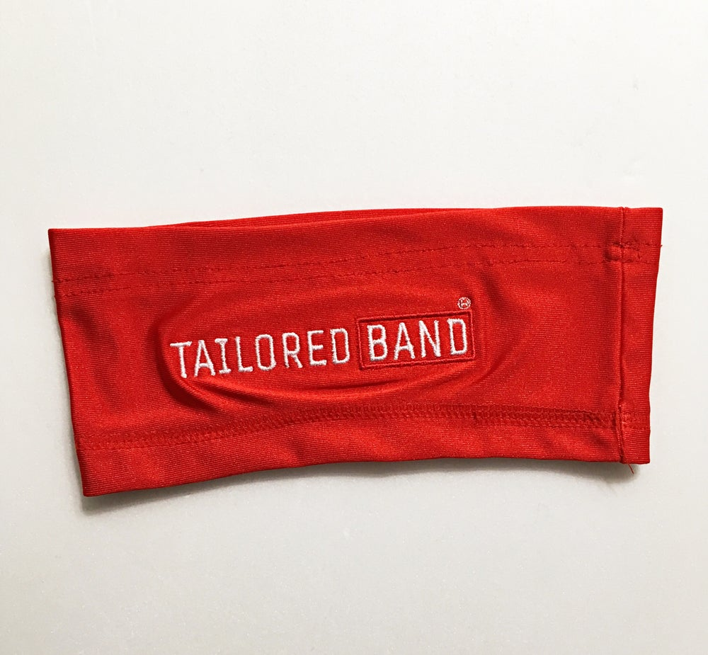 Image of TAILOREDBAND (RED) Now avail!