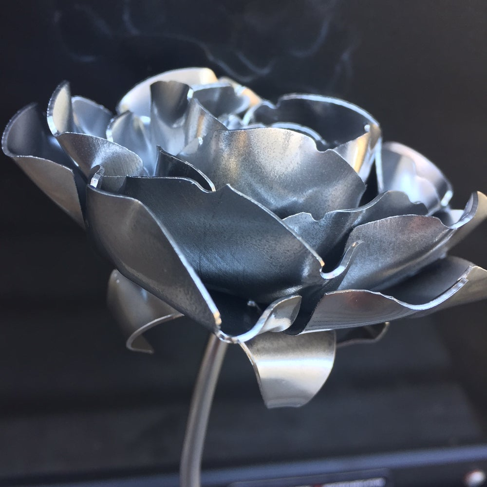 Image of Forever Rose - without base