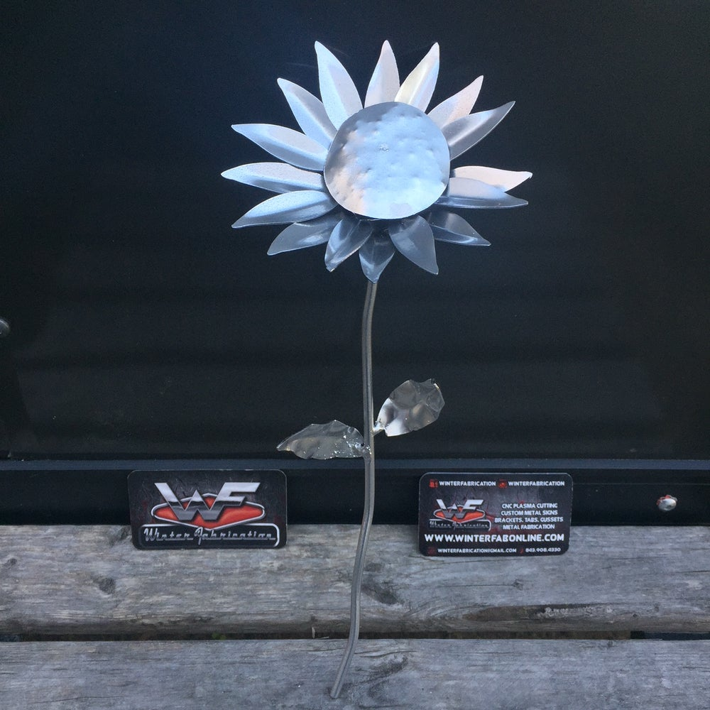 Image of Forever Sunflower - without base