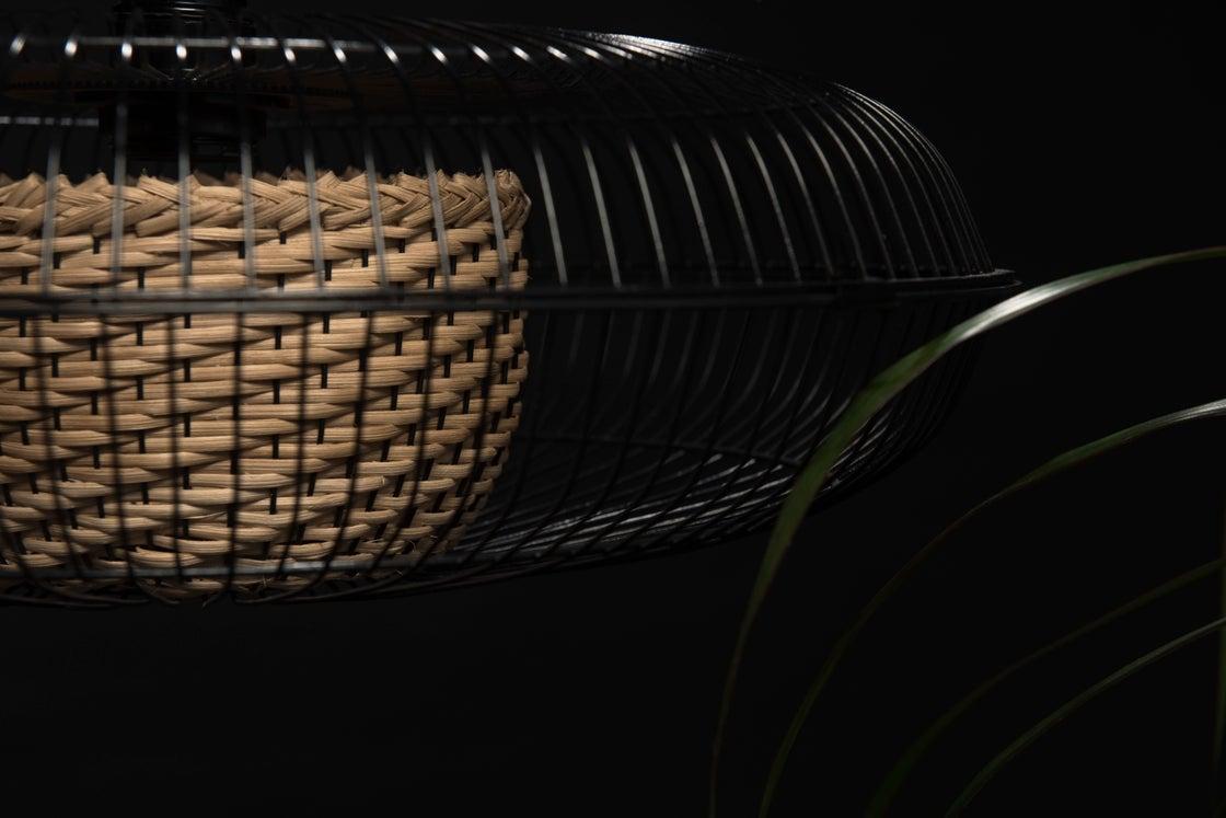 Image of FAN lamp~ Black