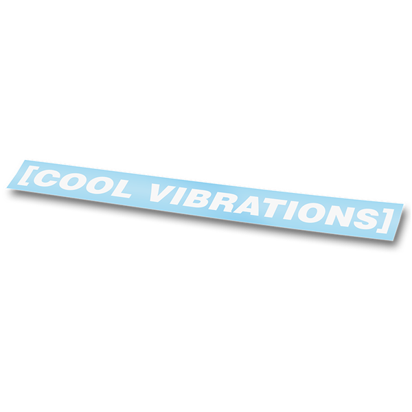 Image of [COOL VIBRATIONS]