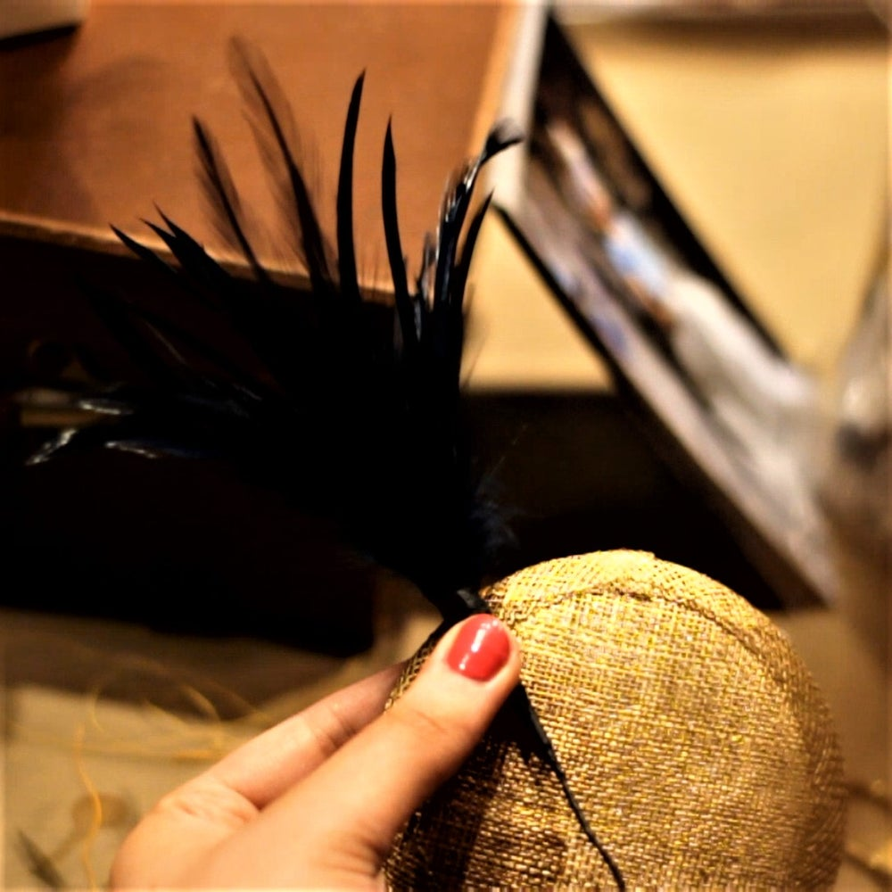 Image of Fascinator Workshop Party