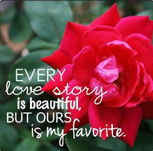 Image of Every Love Story is Beautiful