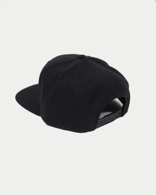 Image of Logo Flat Billed Snapback Hat