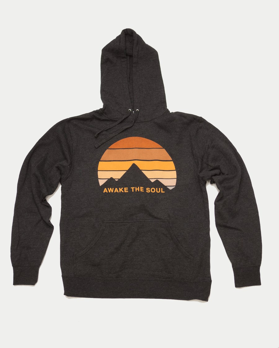 "Image of The lightweight ""Mountain"" Hoodie"