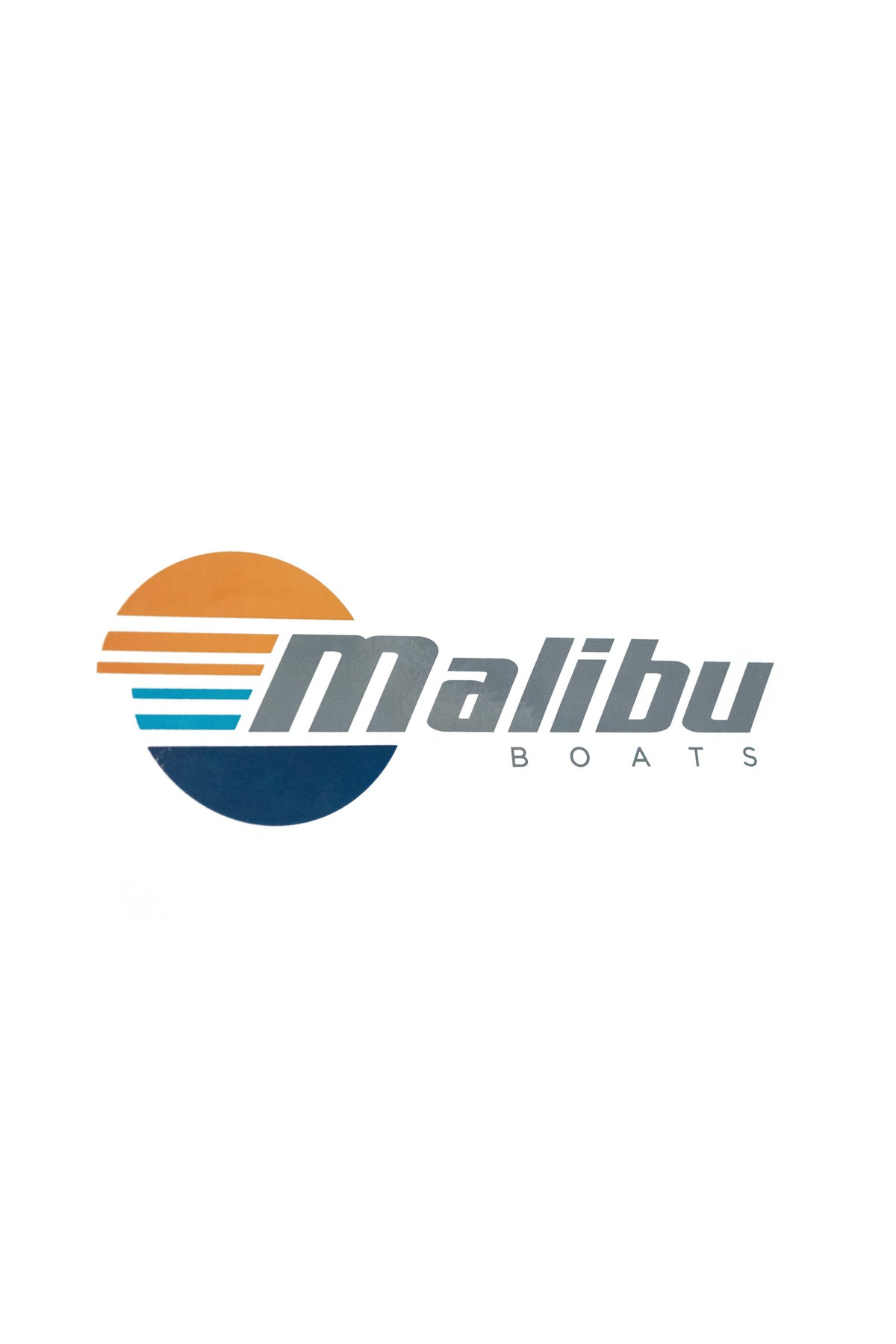 Image of Malibu Boats Sticker