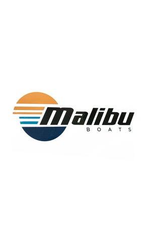 Image of Malibu Boats Sticker