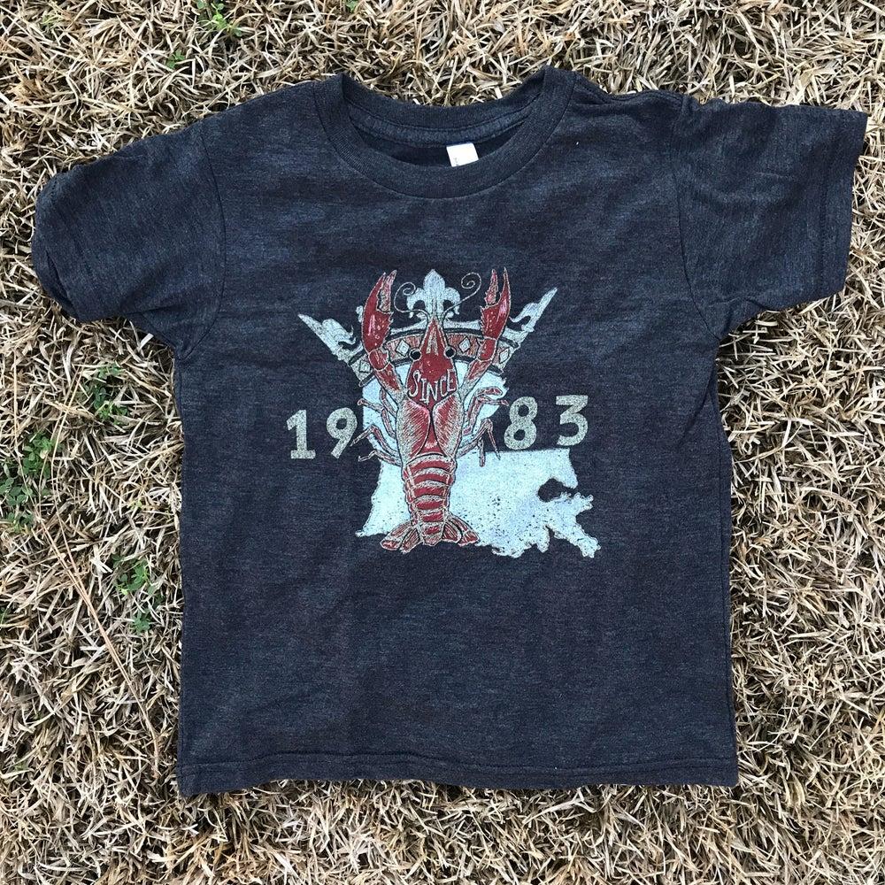 Image of Youth 1983 Crawfish Tee