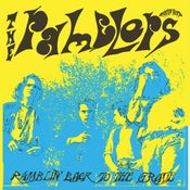 "Image of OUT NOW. 7"" The Ramblers : Ramblin' Back.     Blue Vinyl."