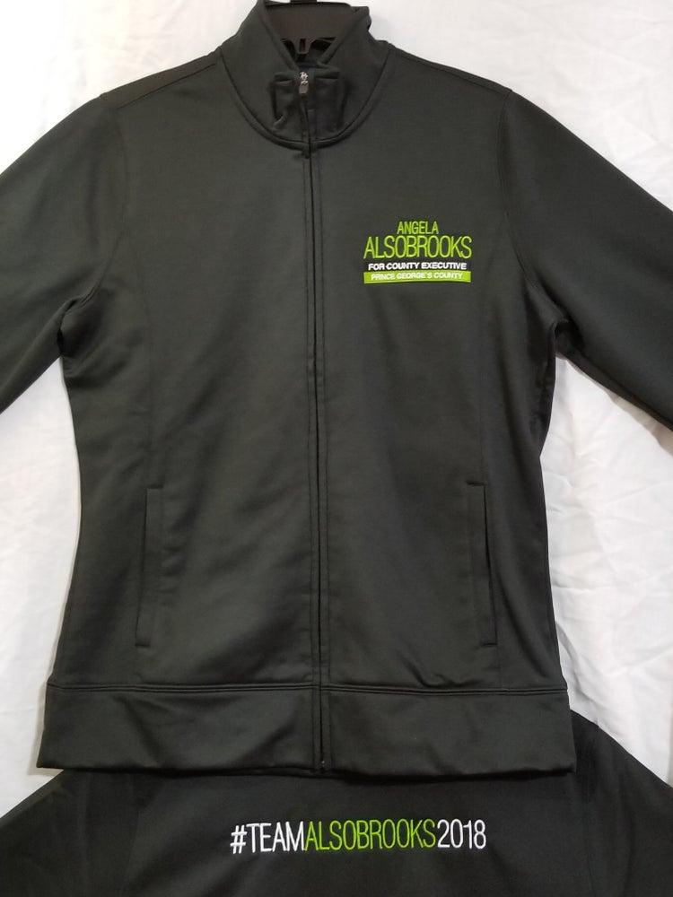 Image of Full Zip Fleece Jacket