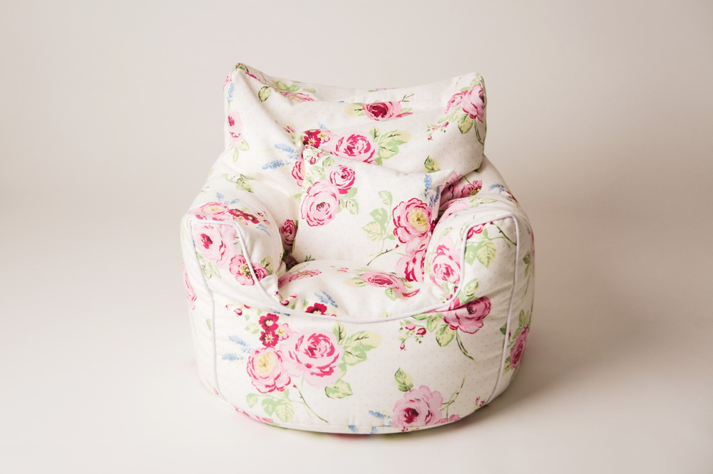 Image of Squishy Chair - English Rose