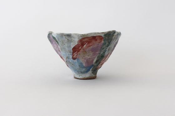 Image of Small Bowl with Flowers