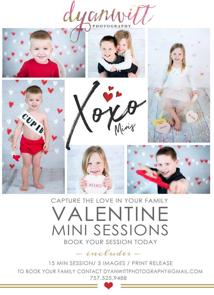 Image of Valentine's Day Mini Session