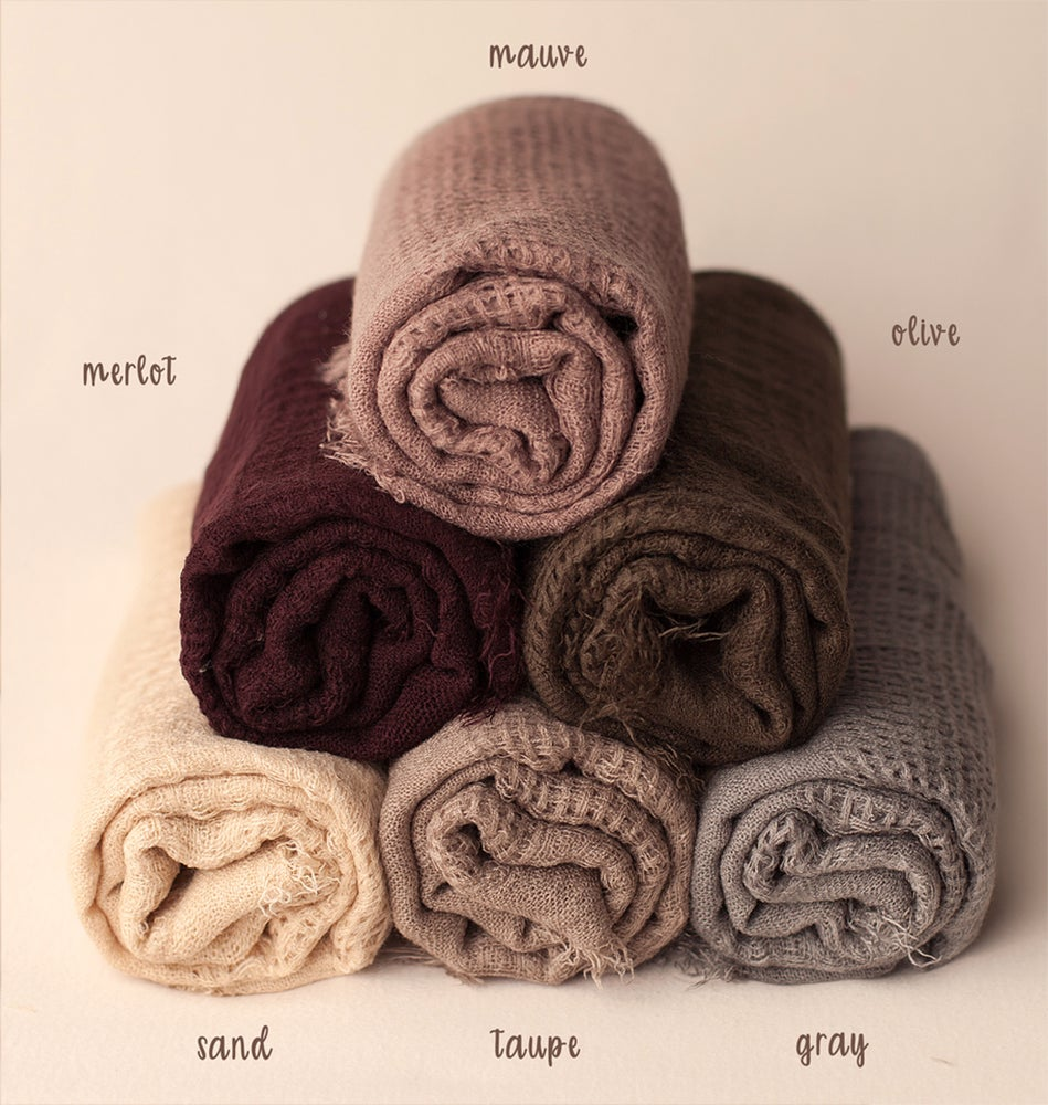 Image of Fringe Layer/Wrap - 6 colors